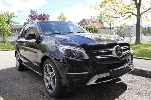 Mercedes GLE Guard VR6 armoured